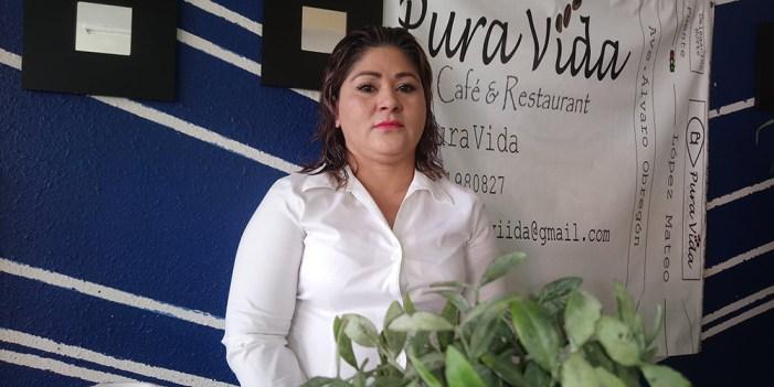 Griselda García Romero es Fuerza X México