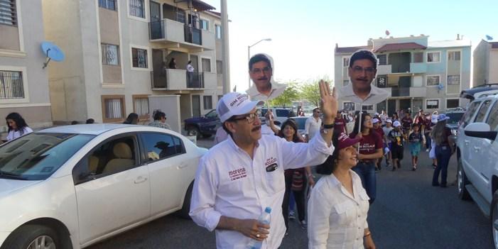 En Nogales ya ganamos: Juan Gim