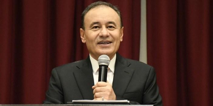 Alfonso Durazo continúa conformación del gabinete estatal