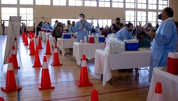 Aplica Salud Sonora 1 millón 226 mil dosis contra COVID-19