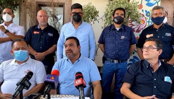 Transportistas en Tijuana denuncian extorsión de inspectores