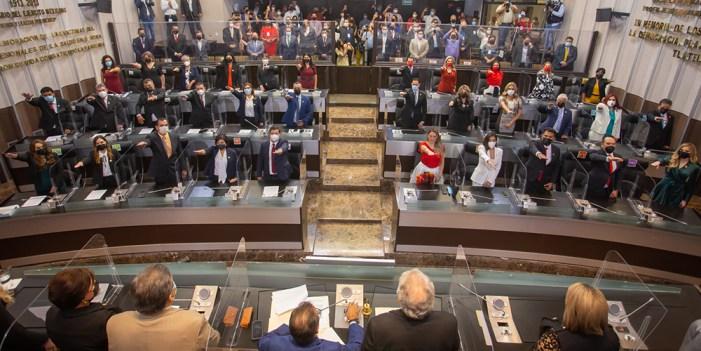 Rinden protesta nuevos congresistas de Sonora