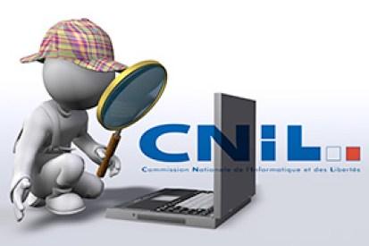 Contrôles de la CNIL