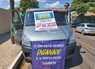 D'P 360: Guardas Municipais fazem manifesto sobre modificações salariais