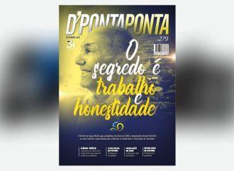 Revista D'Ponta #279 Dezembro/2019