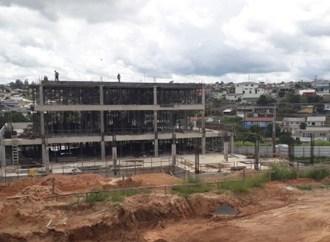 ACIPG tem 45% da estrutura da nova sede pronta