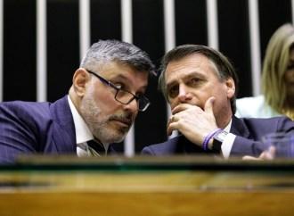 Alexandre Frota afirma que Bolsonaro está infectado pelo novo coronavírus e desafia o presidente