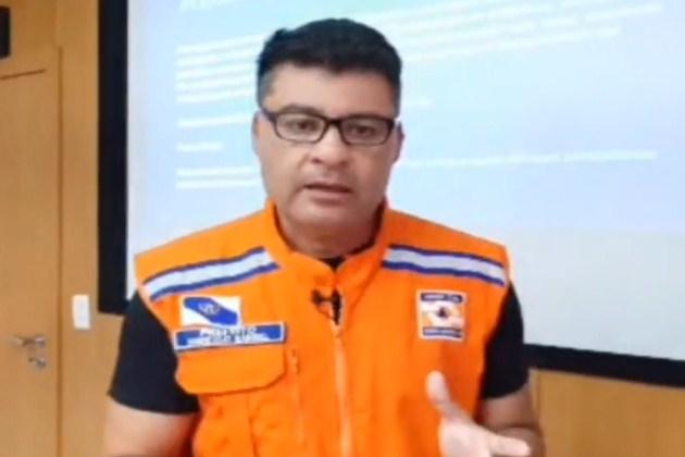 Rangel anuncia novo plano de enfrentamento ao coronavírus no município