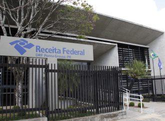 Receita Federal espera 69 mil declarações de contribuintes em Ponta Grossa