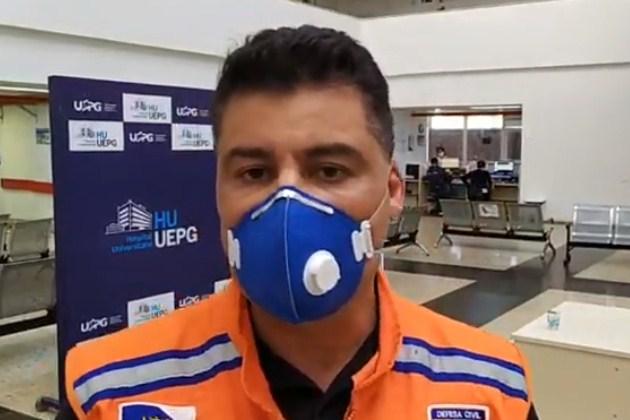 PG recebe casos de coronavírus da região e entra em 'sinal de alerta', diz Rangel