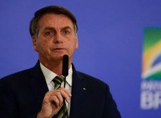 Bolsonaro afirma que inquérito das fake news é para censurar mídias sociais