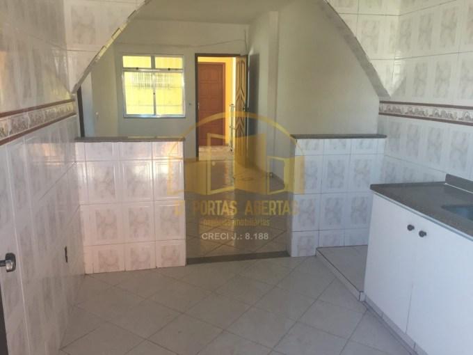 Casa 2 quartos para locação no Jardim Caiçara 1