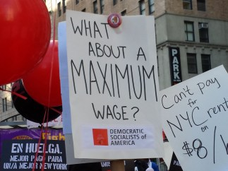 What about a Maximum Wage?