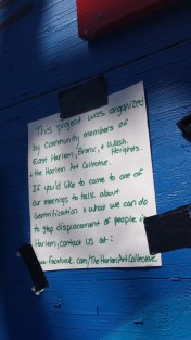 Connecting Art, Gentrification, and Displacement