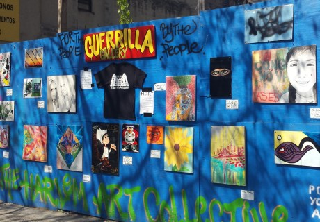 Guerrilla Gallery