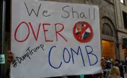 We shall over comb