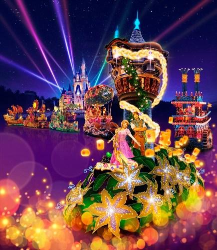 「東京ディズニーランド・エレクトリカルパレード・ドリームライツ」リニューアル (イメージ)