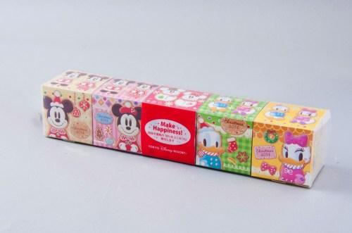 キュービックチョコレートクランチ (c)Disney