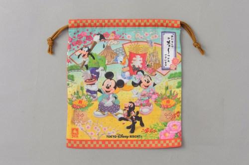 きんちゃく 700円 (c)Disney