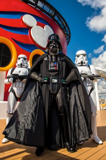 Star Wars Day at Sea (c)Disney
