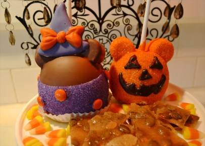 SPOOKTACULAR TREATS (ANAHEIM, Calif.) (c)Disney