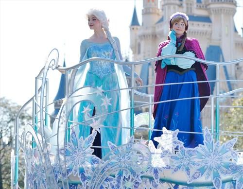 「アナとエルサのフローズンファンタジー」(イメージ) (c)Disney