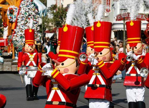 クリスマス・ファンタジー・パレード As to Disney artwork, logos and properties:©Disney