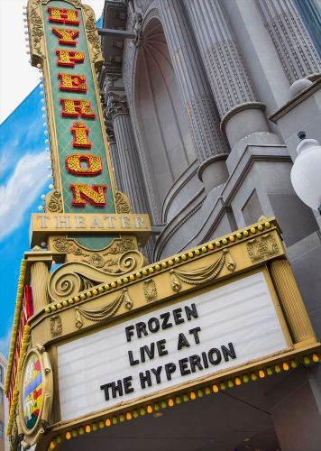 Frozen – Live at the Hyperion (c)Disney
