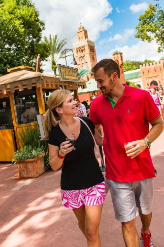 Epcot International Food & Wine Festival (c)Disney