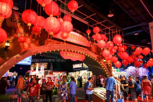 D23 Expo 2015 上海ディズニーリゾートブース