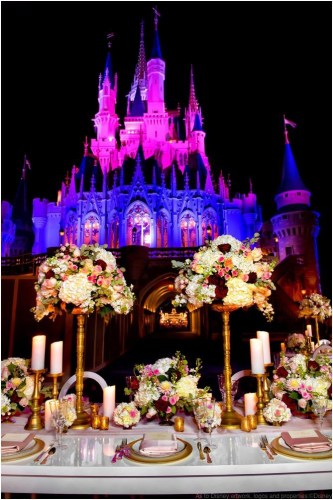 Disney's Fairy Tale Weddings & Honeymoons Celebrates 25 Years of Making Dreams Come True with New Wedding Options, Princess Dresses and Accessories Kick-Off a Yearlong Anniversary Celebration Marking 25 Years of Magic. (PRNewsFoto/Disney's Fairy Tale Weddings[..])