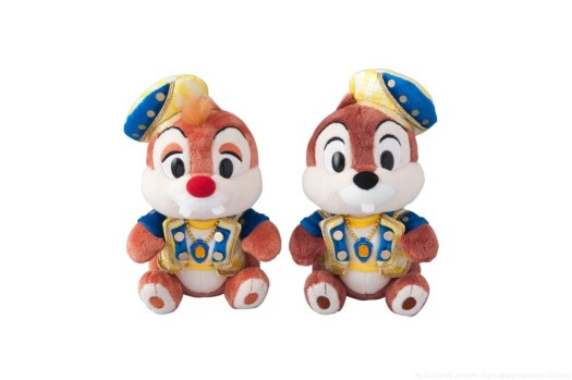 ぬいぐるみセット 5800円 (c)Disney