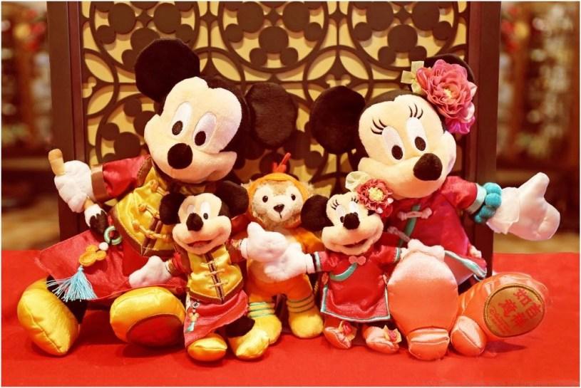Shanghai Disney Resort presents Chinese New Year themed merchandise (c)Disney