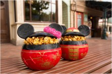 Shanghai Disney Resort develops exquisite Chinese New Year menus 1 (c)Disney