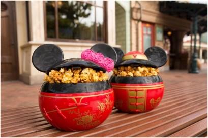 Shanghai Disney Resort develops exquisite Chinese New Year menus 1 (c)Disney