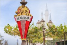 Shanghai Disneyland welcomes the Year of the Rooster with auspicious and festive decorations 2 (c)Disney