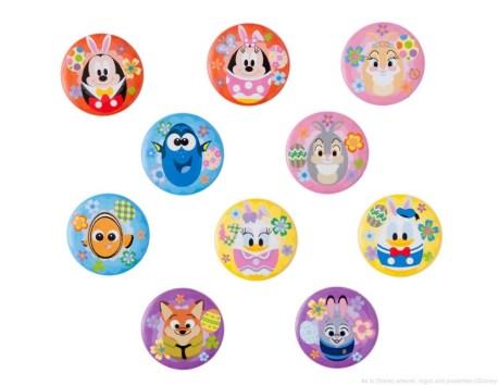 カンバッジセット 2000円 (c)Disney