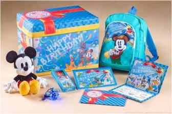 ディズニーアンバサダーホテル スペシャルキッズバースデー(ミッキーマウスセット) (c)Disney