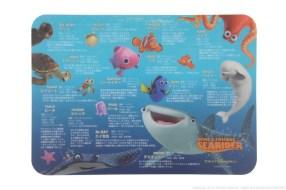 ランチョンマット 500円 (c)Disney/Pixar
