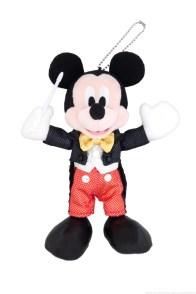 ぬいぐるみバッジ ミッキーマウス 2200円 (c)Disney