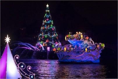 カラー・オブ・クリスマス (c)Disney