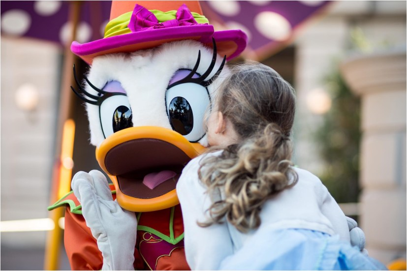 Disneyland Paris celebrates a monstrously crazy Halloween and 90 years of fun with Mickey Mouse (c)Disney