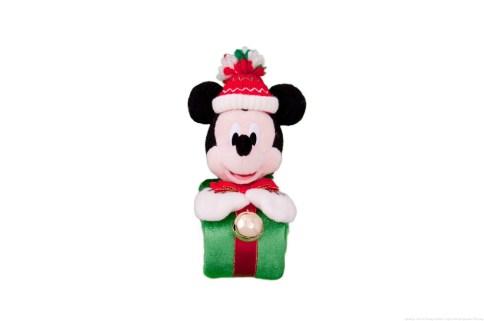 東京ディズニーランド:ぬいぐるみバンド 1500円 (c)Disney