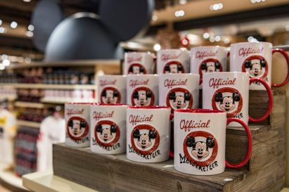 New Mickey Mouse Club merchandise debuted in October exclusively in World of Disney at Disney Springs at Walt Disney World Resort in Lake Buena Vista, Fla. The store held an official grand reopening Oct. 27, 2018, celebrating a complete reimaginging with all-new displays and magical décor. (Matt Stroshane, photographer)