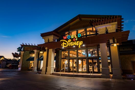 With all-new product displays and magical flourishes, the World of Disney store at Disney Springs at Walt Disney World Resort in Lake Buena Vista, Fla., has been completely reimagined. The store held an official grand reopening Oct. 27, 2018. (Matt Stroshane, photographer)