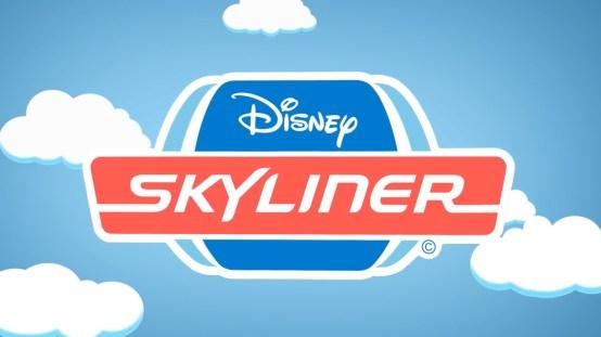 Disney Skylinerロゴ (c)Disney