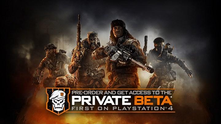 PS4版『Call of Duty: Black Ops 4』マルチプレイヤー先行ベータが前倒しでスタート。既に国内からもプレイ可能