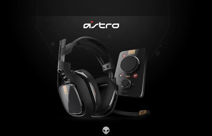 Logicoolが海外ゲーミングブランド「Astro Gaming」の国内展開をスタート。人気ヘッドセット「A40」など5製品が2018年9月20日(木)より発売開始