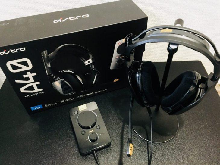 """「ロジクールG ASTRO A40 TR Gaming Headset + Mix Amp Pro TR」レビュー。接続するだけで音をサラウンド化する手軽なUSBデバイスは""""買い"""""""