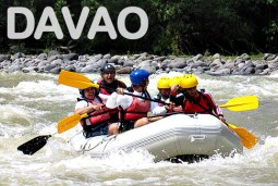 Fun and exciting rafting